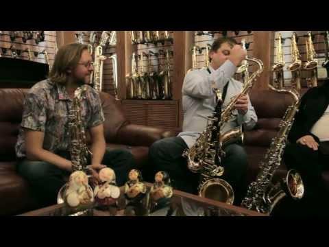 Тест тенор-саксофонов Yamaha с Антоном Румянцевым