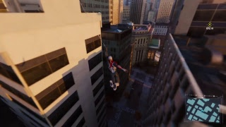"""Marvel's Spiderman - The City That Never Sleeps  Story Mode """"SILVER LINING """"  pt.21"""