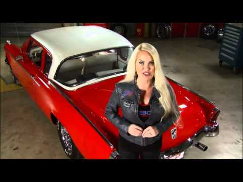 New PowerBlock commerical Genevieve and the Pep Boys