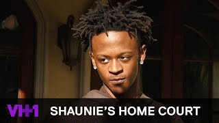 Myles Doesn't Want Shaunie O'Neal To Go To NYC With Him 'Sneak Peek' | Shaunie's Home Court