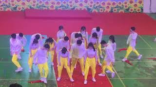 Học viện An ninh nhân dân ngày hội văn hoá thể thao (battle dance)