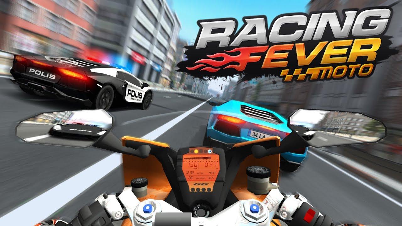 Играй Racing Fever: Moto На ПК 2