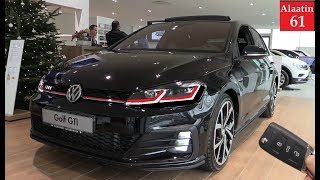 DETAILS of the VW Golf GTI Performance 2018 | SOUND Interior Exterior