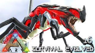 ARK: SURVIVAL EVOLVED - EPIC BOSS & TEK BROODMOTHER TAME !!! E15