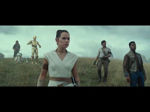 Star Wars: The rise of Skywalker - Trailer subtitulado en español (HD)