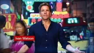 "CNN International: ""This is CNN"" promo - Ivan Watson"
