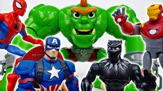 The Avengers, Stop The Hungry Ogre - ToyMart TV