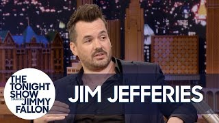 Jim Jefferies Is a Fail to His Son and a Bad Immigrant to America