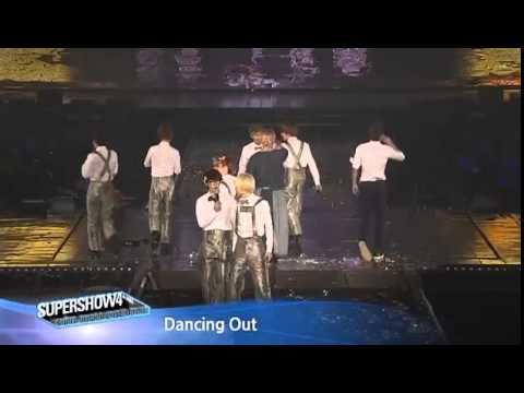 [Super Junior SS4 DVD] White Christmas + Dancing Out