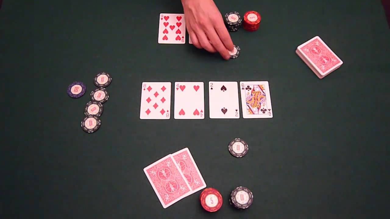 Ultimate texas holdem casino