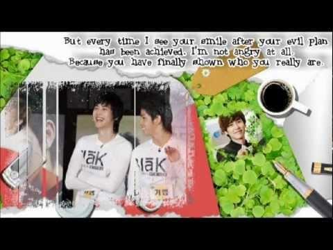 Kim Kibum's Letter to his fellow Super Junior members