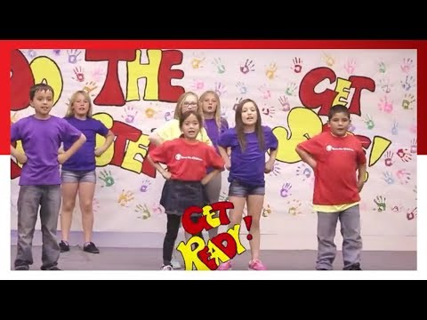 "For National Preparedness Month, kids around the country are doing ""The Prep Step,"" a new song and dance that makes getting ready fun. Join the movement at www.SavetheChildren.org/PrepStep. Credit: Save the Children"