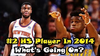 What's Going On With Emmanuel Mudiay's NBA Career?
