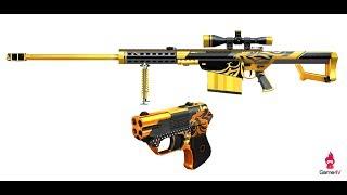Clip Quay 3Z Gold Phoenix Va M4a1 Gold Phoenix