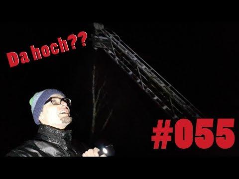Klettern bei Nacht und Nebel - Geocaching #55
