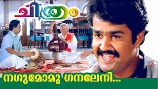 Nagumo   Malayalam Film Songs   Chithram Malayalam Movie
