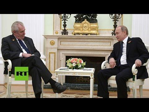 Rusia vs República Checa