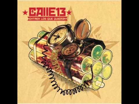 Calle 13 - La vuelta al mundo | Con Letra