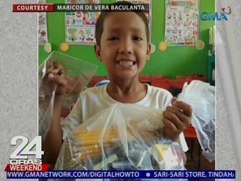 Mga bagong school supplies, ipinadala sa eskwelahan matapos mag-viral ang litrato ni Jan Kim