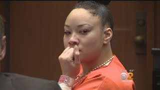DUI Driver Sentenced In Wrong-Way Crash That Killed Sister, 5 Others