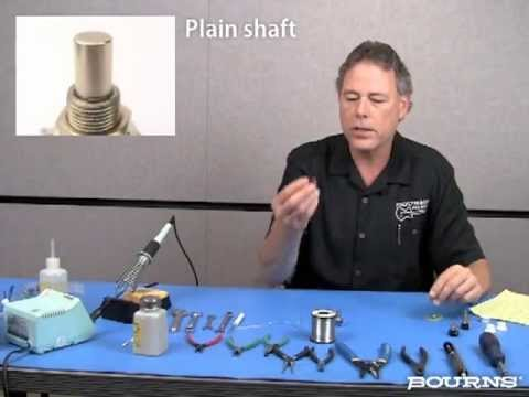Helpful Tips for Installing Guitar Potentiometers