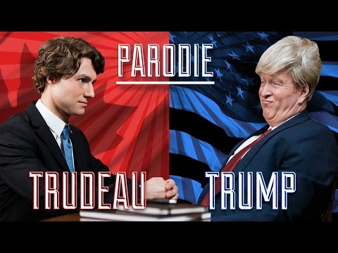 The meeting between Justin Trudeau and Donald Trump happened! Video directed and produced by Flip TFO, TFO's Youth franchise.