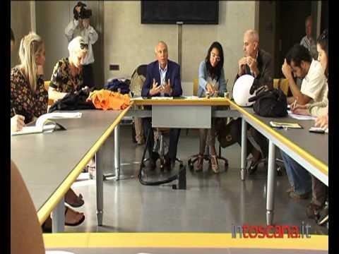 Conferenza stampa siccità Publiacqua.avi