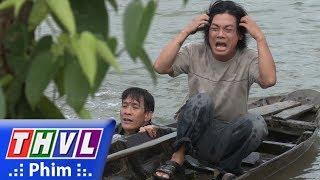 THVL   Con đường hoàn lương - Tập 1[5]: Hai Cò phá ghe bị hàng xóm bắt lại đánh mắng một trận
