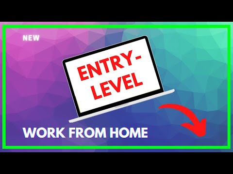 "NEW REMOTE JOBS - NOW HIRING!  ""Work From Home"" Entry Level 
