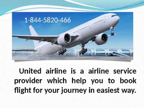 United**(1-844-5820-466)++Airlines Toll Free Number