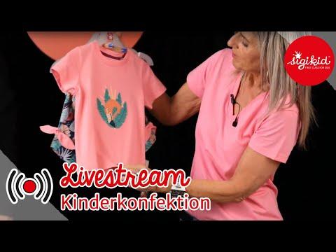 Livestream - Kinderkonfektion