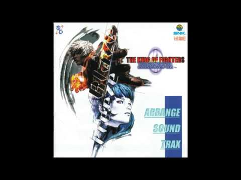 The King of Fighters 2000 Arrange sound Track