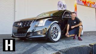 Bad Daddy Braddy's Caddy Gets Power Mods to Beat Kikawa's Tesla!