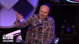 """Billy Corgan """"Tonight, Tonight"""" Acoustic on the Stern Show (2012)"""
