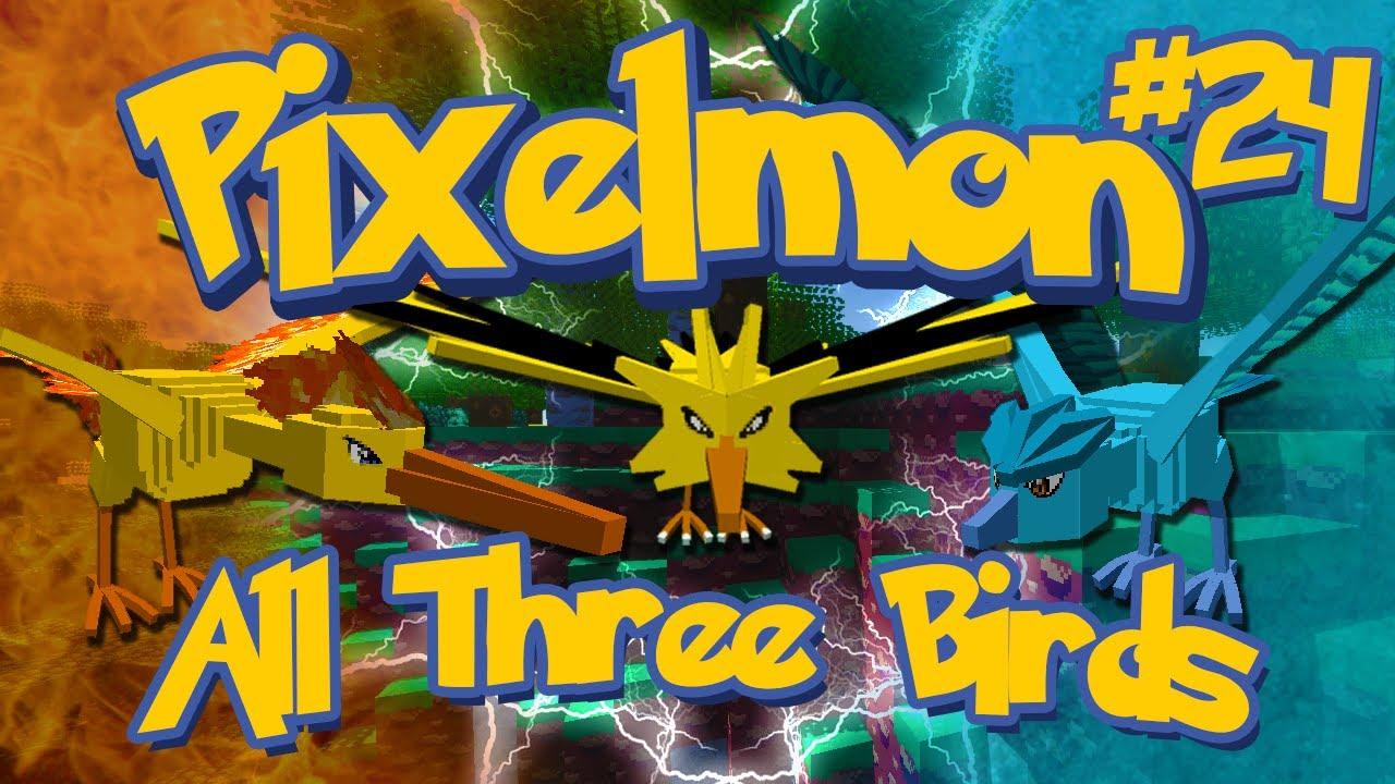 Pixelmon RPG Minecraft Server |Legendary Pokemon Names In Pixelmon
