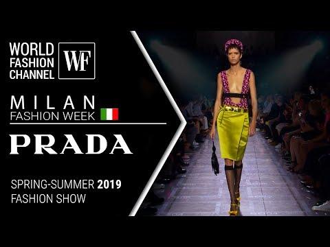 Prada | Spring-summer 2019 Milan fashion week