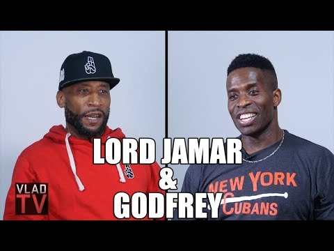 Godfrey & Lord Jamar on White People Hiring