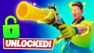 Unlocking *LAZARBEAM* EARLY in Fortnite (LAZAR CUP)