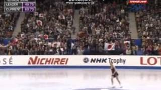 Satoko MIYAHARA NHK Trophy 2013 FS
