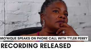 """Mo'Nique On Tyler Perry Not Defending Her After Saying He Would: """"..Feel Like You're Scamming Us.."""""""