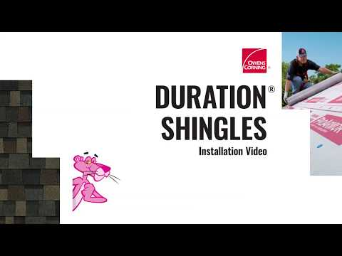 Owens Corning Duration Shingles | Roof Shingles