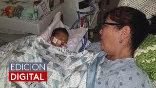 Acusada por el homicidio de Marlen Ochoa tenía una cuenta de Go Fund Me con imágenes del bebé que le