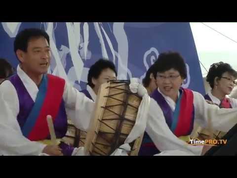 Репортаж с Южной Кореи. Корейские барабаны