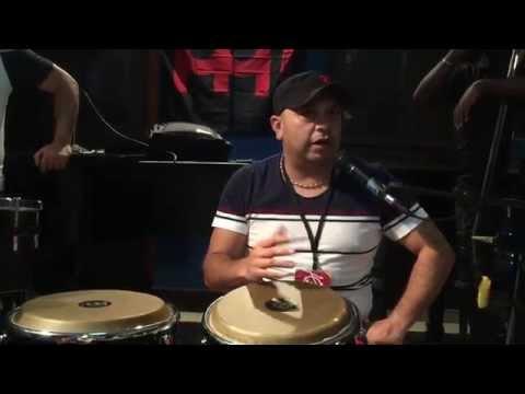 Clinica de Percusión Latina por el Maestro Diego Galé   FEPECE 2015