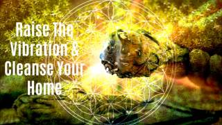 Cleanse Negative Energy In House ➤ Clear Negative Energy At Home ➤ House Cleansing Music HEALING