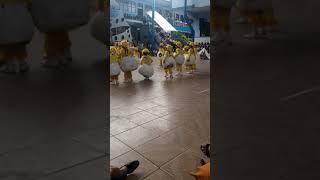 coreografia la gallina turuleca....
