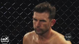 Full Fight: Jim Crute VS Matt Eland - Hex 7