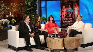Ellen Reunites with Her Sitcom Co-Stars
