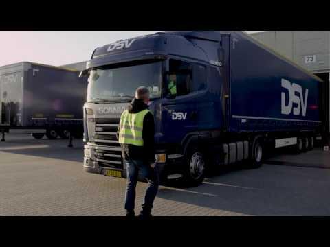 DSV nomineret til Sikker Trafik Erhverv pris 2017