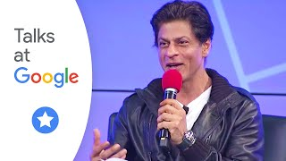 Shah Rukh Khan & Cast of HNY and Sundar Pichai | Talks at Google